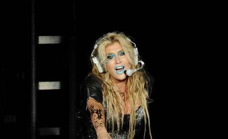 Ke$ha in Toronto