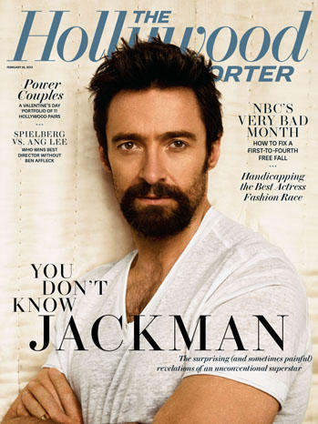 Hugh Jackman Hollywood Reporter Cover