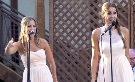 Maids of Honor Sing Epic Wedding Toast: Watch, Laugh Now!