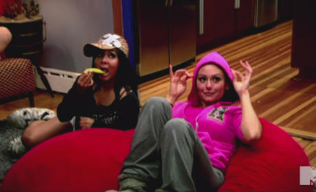 JWoww and Snooki Picture