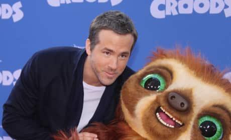 Ryan Reynolds Lets Loose