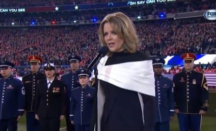 Renée Fleming Super Bowl Anthem: Grade It!