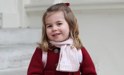 Princess Charlotte Starts Preschool, Poses for Cutest Photos EVER