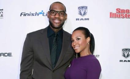 LeBron James and Savannah Brinson: Married!