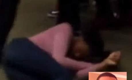 North Carolina Cop Caught Body-Slamming High School Girl on Video