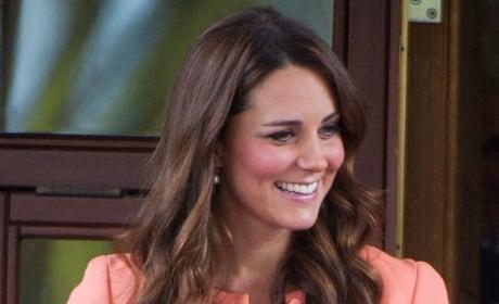 Kate Middleton Cute Photo
