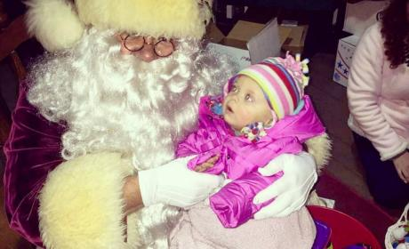 Catelyn Lowell and Tyler Baltierra's Daughter Celebrates Christmas