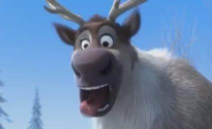 Frozen Teaser Trailer: Arrived!