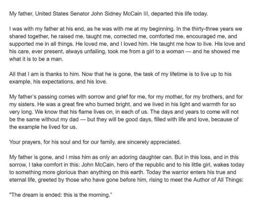 meghan statement