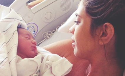 Lydia McLaughlin Gives Birth to a Boy!