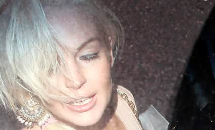 Pitbull on Lindsay Lohan Slam: Just Tryin' to Help!