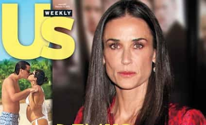 Tabloid: Demi Moore Made Move on... Zac Efron!
