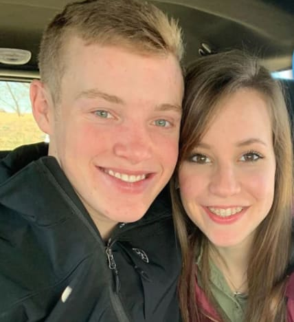 Justin Duggar and Claire Spivey: A Photo