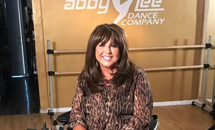 Abby Lee Miller Returns to Dance Moms, Still Unable to Walk