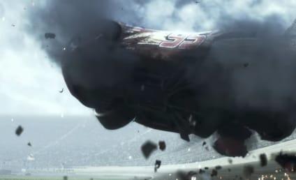 Cars 3 Trailer: Is Lightning McQueen Dead?!?