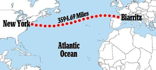 Atlantic Swimmer