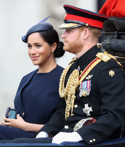 Meghan Markle Accused of Turning Prince Harry Against His Family
