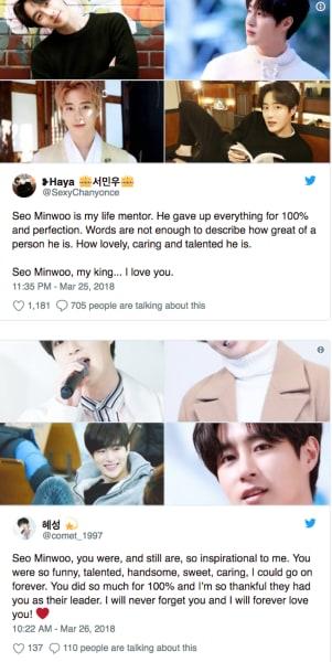 minwoo replies