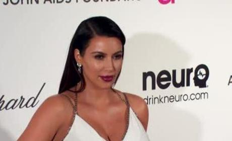 Kim Kardashian Wants to Pose For Playboy