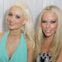 Holly Madison and Kendra