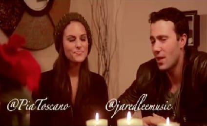 """Pia Toscano, Jared Lee Wish You a """"Merry Little Christmas"""""""