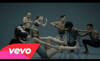 """Taylor Swift """"Shake It Off"""" Video: Behind the Modern Dance Scenes!"""