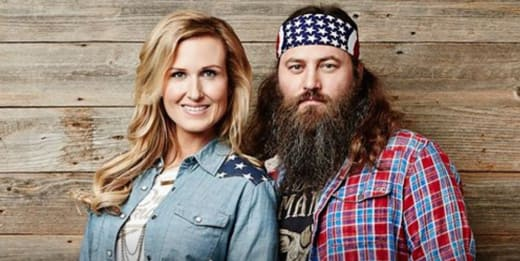 Image result for korie and willie robertson