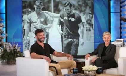 Ricky Martin and Jwan Yosef: Engaged!
