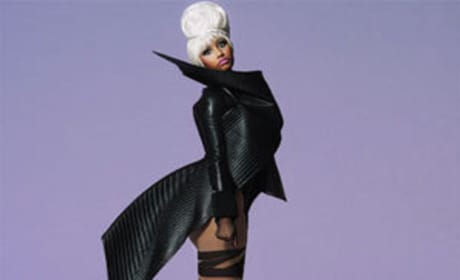 Nicki Minaj Out Magazine Photo