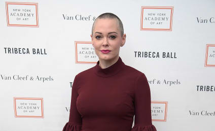Rose McGowan to Hollywood: Stop Rewarding Sociopaths!