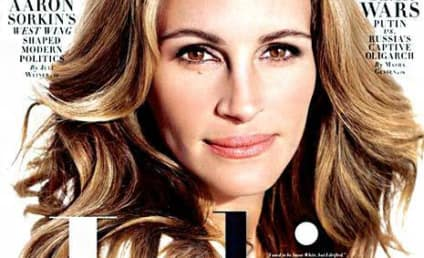 Julia Roberts Muses on Fame in Vanity Fair
