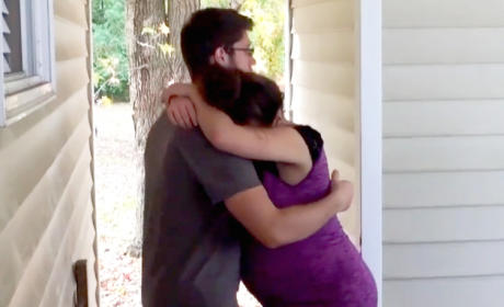 "Jessa Duggar: INTENSE Labor Documented in ""Counting On"" Clip!"