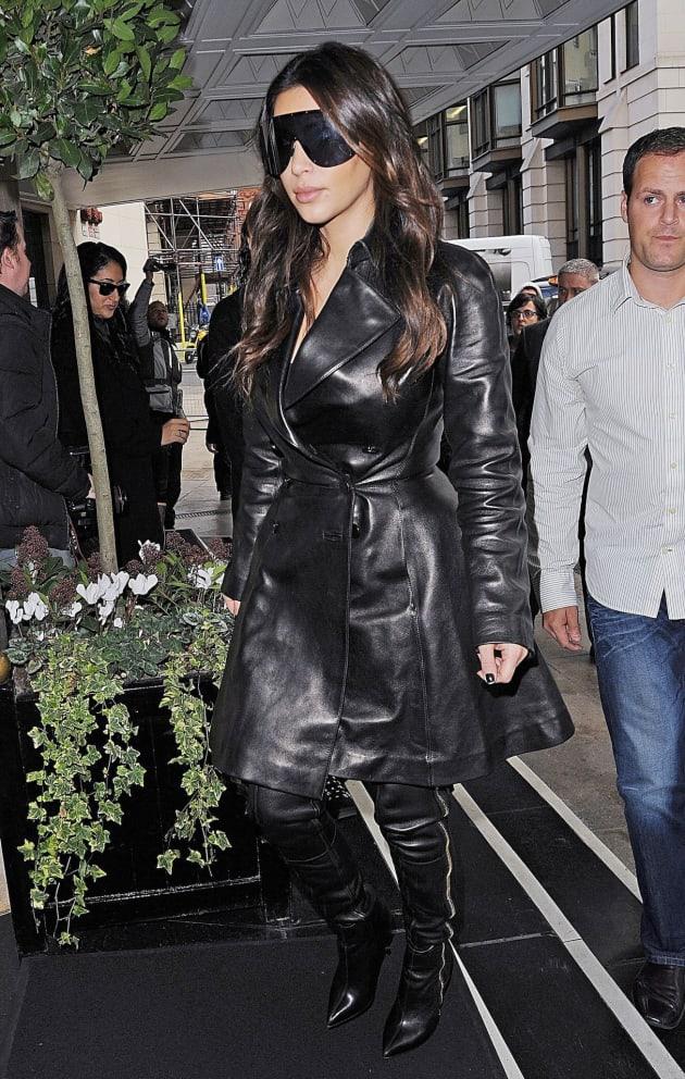 Kim Kardashian, Giant Shades