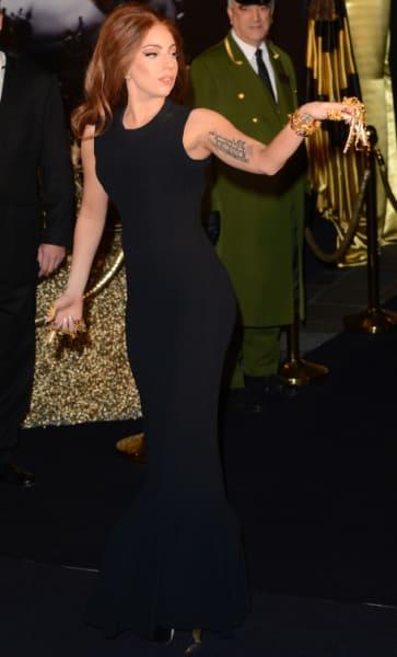 Gaga Tattoo Photo