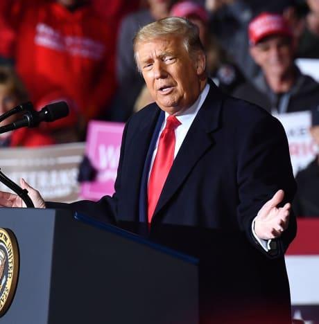 Donald Trump en Wisconsin