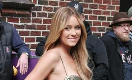 Celebrity Hair Affair: Lauren Conrad Goes Dark