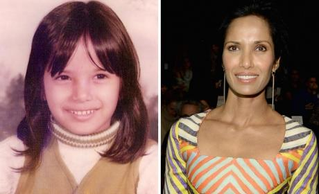Padma Lakshmi as a Kid