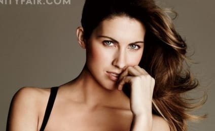 """Katherine Webb Poses in Lingerie, Reflects on """"Ugly Duckling"""" Status"""