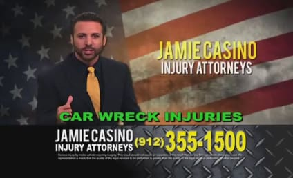 Jamie Casino: Super Bowl Commercial is a National Sensation!