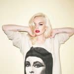Lindsay Lohan T-Shirt