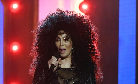 Cher at Billboard Music Awards