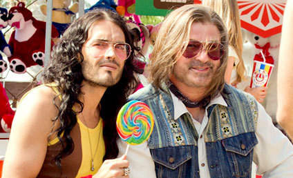 Alec Baldwin and Russell Brand Team Up, Go Retro in Rock of Ages