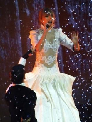 Taylor Swift Brit Awards Performance
