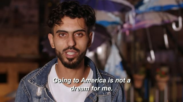 Yazan abo horira going to america is not a dream for me