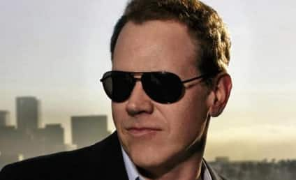 """Bret Easton Ellis Slams 50 Shades Writer; Producer Calls The Canyons Trailer """"Worst F--king Thing Ever"""""""