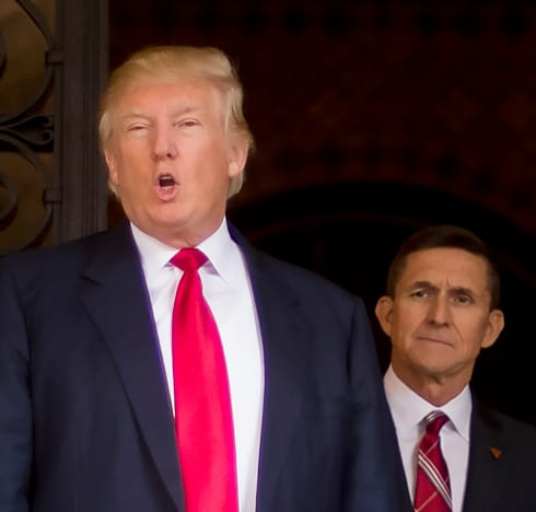 Donald Trump, Mike Flynn