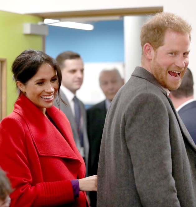Meghan Markle Due Date: Revealed! For Real!