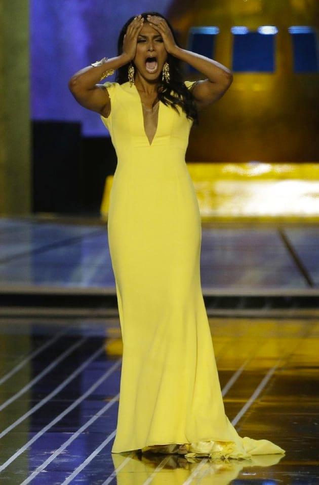 Nina Davuluri Wins Miss America
