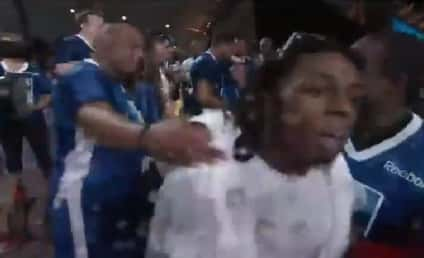 Lil Wayne Goes on Tirade, Storms Off Field Following Celebrity Flag Football Game