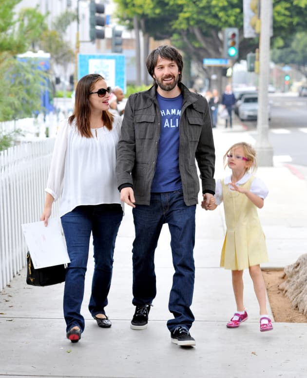 Jennifer Garner, Ben Affleck Welcome Baby Boy! - The ...